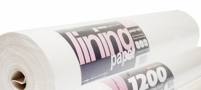 All about 1200 Grade Lining Paper