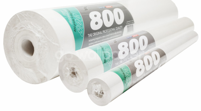 800 Grade Lining Paper Hanging Instructions