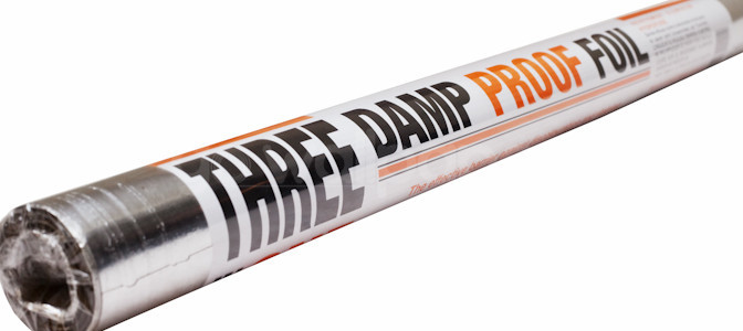 Keep damp walls under wraps using Damp Proof Wallpaper