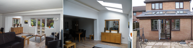 Comprehensive Range of Design & Build Services including Extensions in Wigan