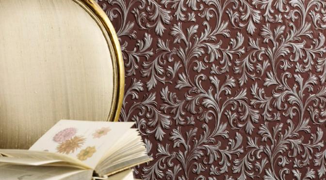 lincrusta acanthus wallpaper. Black Bedroom Furniture Sets. Home Design Ideas