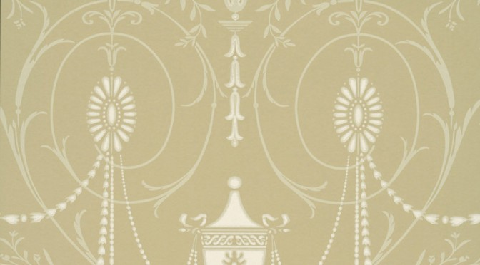 Little Greene Marlborough – Champagne