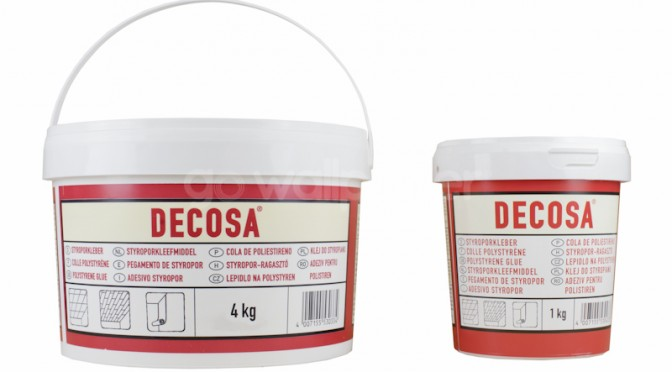 Decosa Polystyrene Panel Adhesive
