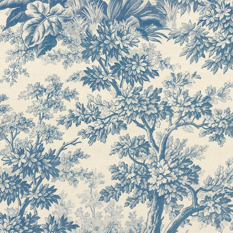 little greene stag toile wallpaper juniper