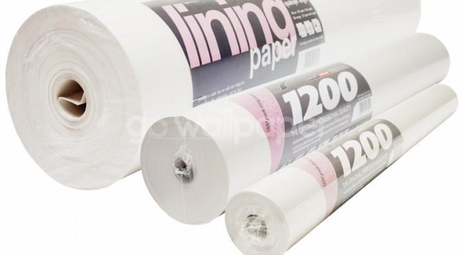 Erfurt Mav Professional 1200 Grade Lining Paper