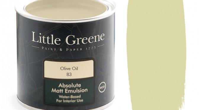 Little Greene Intelligent Matt Emulsion – Olive Oil