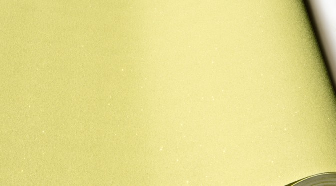 Grandeco Expressions Plain Glitter Wallpaper – Green