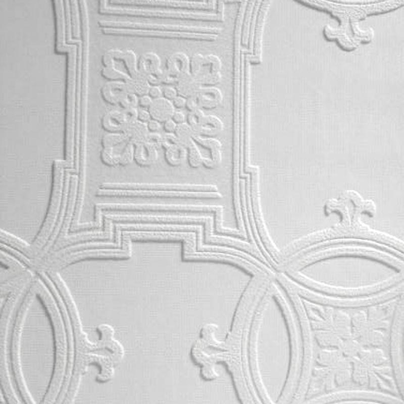 Anaglypta Luxury Textured Vinyl Wallpaper Early Victorian