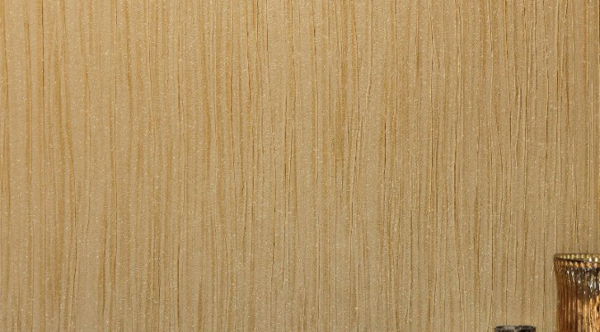 Arthouse vicenza plain wallpaper in gold for Plain wallpaper for walls
