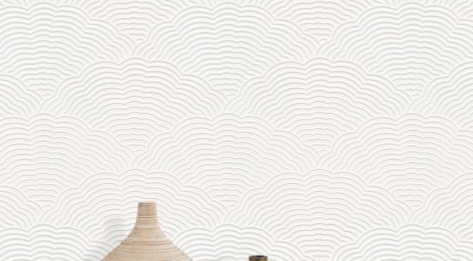 Belgravia Richmond Artex Fan Textured Vinyl Wallpaper