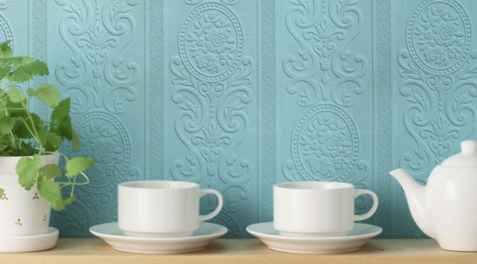 Louisa Anaglypta Luxury Textured Vinyl Wallpaper