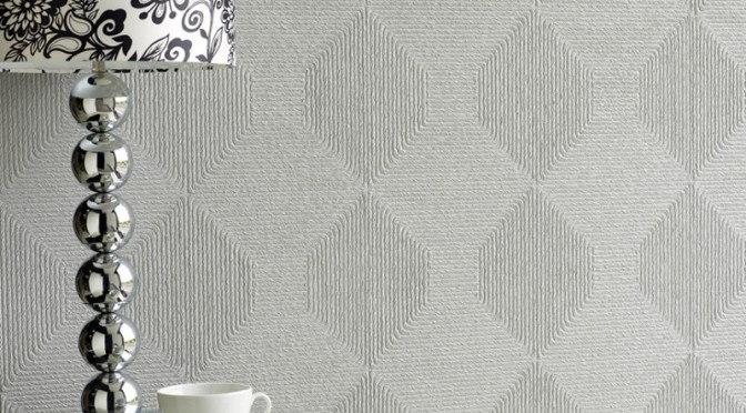 Lincrusta Sea Grass Matting Wallpaper