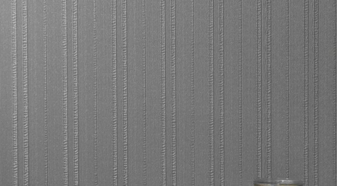Arthouse Messina Stripe Wallpaper – Silver