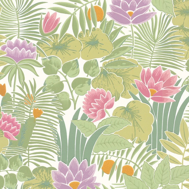 Little greene reverie wallpaper in jardin meditate in style for Arthouse jardin wallpaper