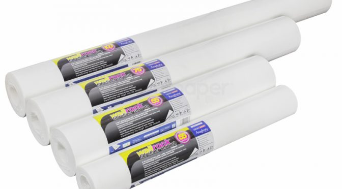 Wallrock Fibreliner Smooth Lining Paper
