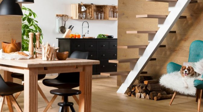 Komar Oak Wall Mural – Warming Tones In Your Home