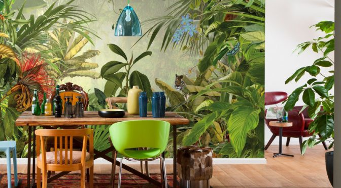 Komar Into the Wild Wall Mural – Vibrant Designs At Home