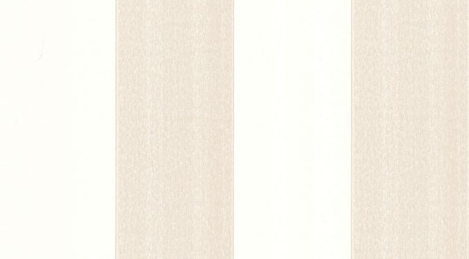 Little Greene Broad Stripe Wallpaper in Calcare – Dining Room Wallpaper