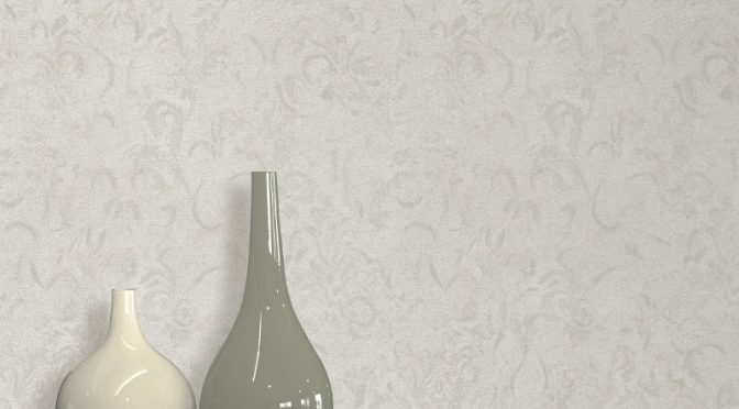 Muriva Victoria Texture Wallpaper in Taupe