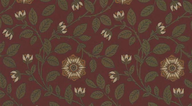Little Greene Richmond Green Wallpaper – Revival