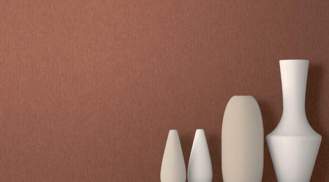 Muriva Nero Texture Red Glitter Wallpaper