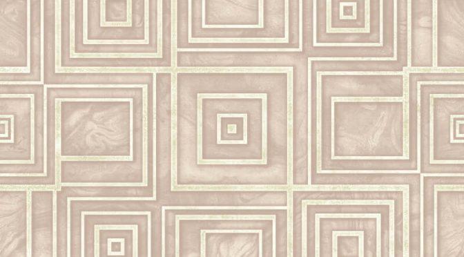 Nina Hancock Geometric Wallpaper