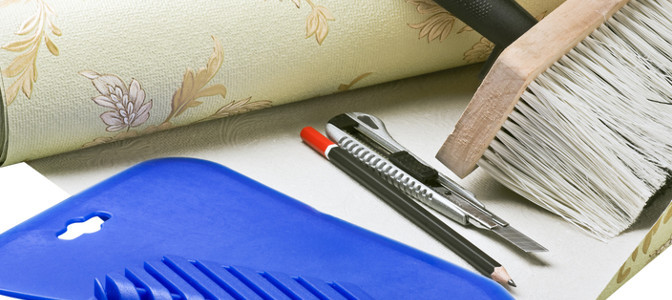 Wallpapering Tools
