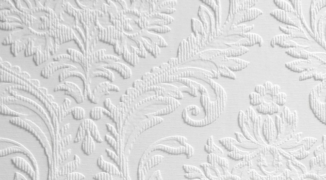 Anaglypta Luxury Textured Vinyl Wallpaper – High Trad