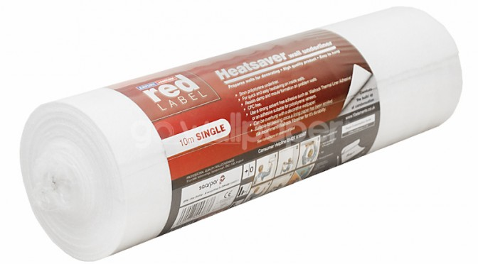 Saarpor Heatsaver Insulation Polystyrene 2mm