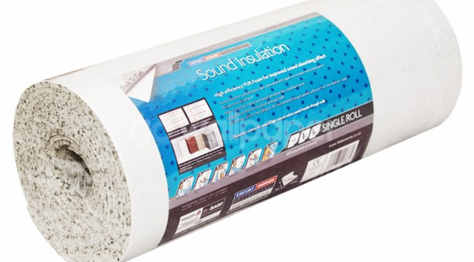 Saarpor Sound Proof Insulating Liner