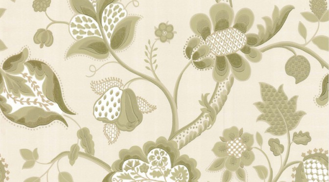 Little Greene High Street Wallpaper- Eden