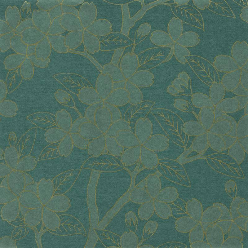Little Greene Oriental Wallpaper Camillia