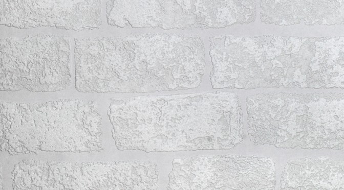 Anaglypta Textured Vinyl Wallpaper – Lincolnshire Brick