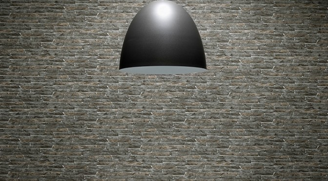 Erismann Authentic Brick Wallpaper – Grey
