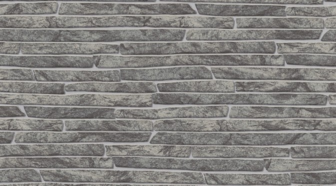 Erismann Authentic Brick Wallpaper – Stone