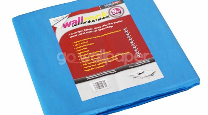 Erfurt Mav Wallrock Barrier Dust Sheet 3m x 3m