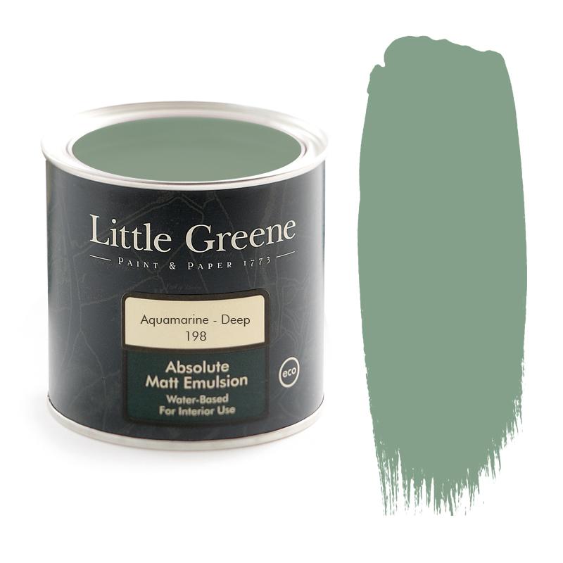 Little Greene Absolute Matt Emulsion - Aquamarine