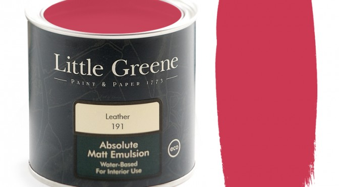 Little Greene Intelligent Matt Emulsion – Leather