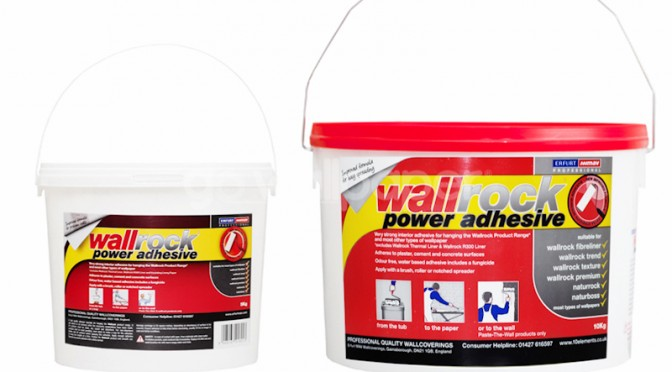 Wallrock Power Adhesive Ready Mixed