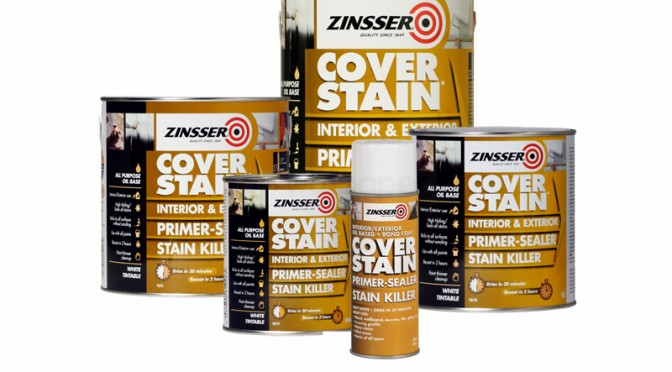 Zinsser Cover Stain Oil Based Primer