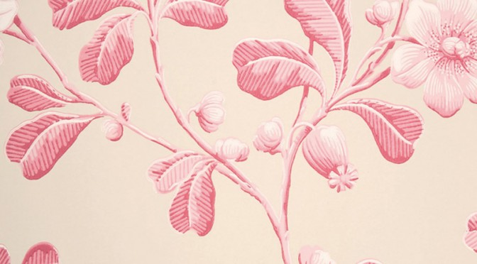 Little Greene Broadwick Street – Rosea