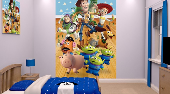 Walltastic Toy Story Poster Mural