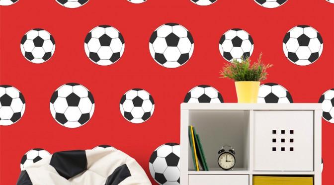 Belgravia Decor Goal Football Wallpaper