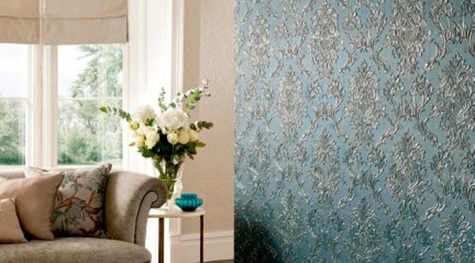 Lincrusta Rocco Wallpaper