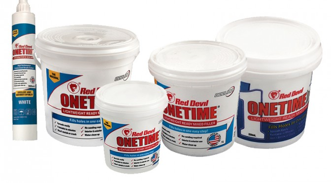 Beeline Red Devil One-Time Ready Mixed Filler