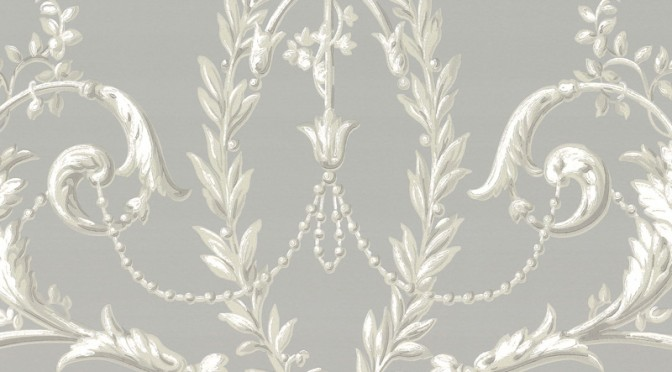 Little Greene Versailles Wallpaper – Urbane