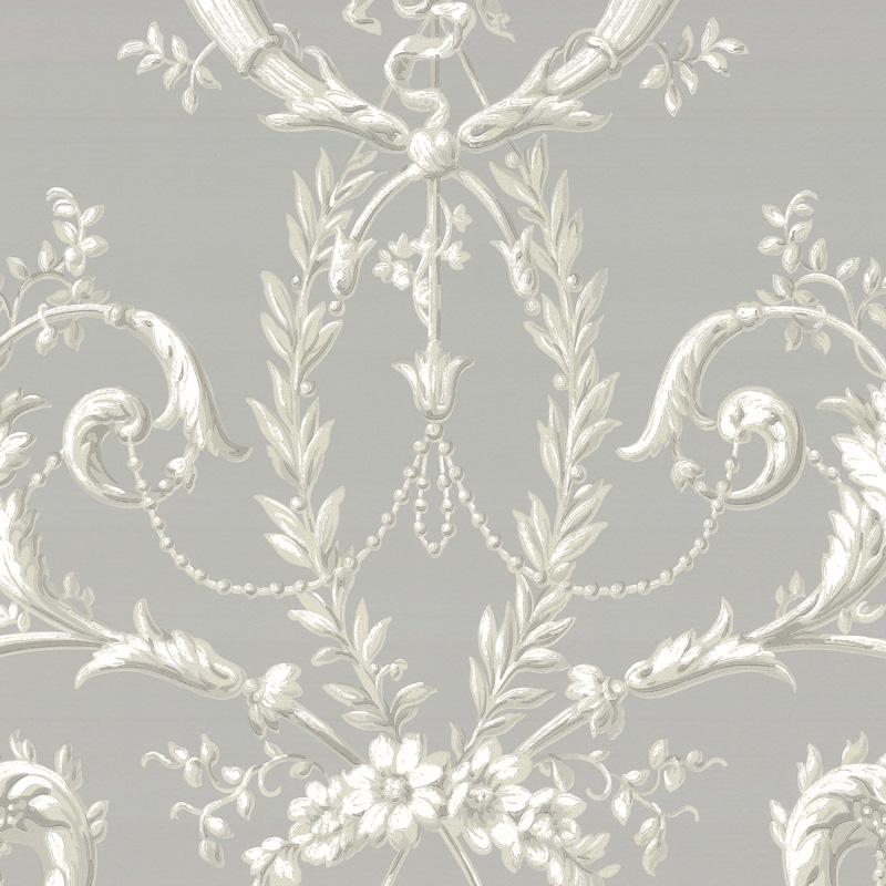 Apex Geo Wallpaper Rose Gold: Little Greene Versailles Wallpaper