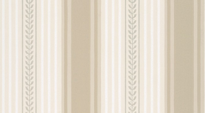 Little Greene Maddox Street Wallpaper – Cotton