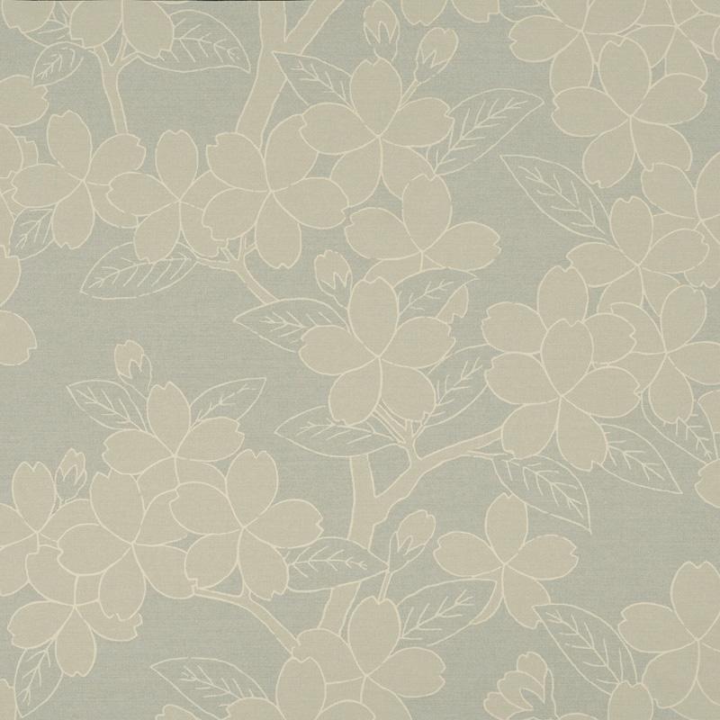Little greene oriental wallpaper camellia go for Oriental wallpaper