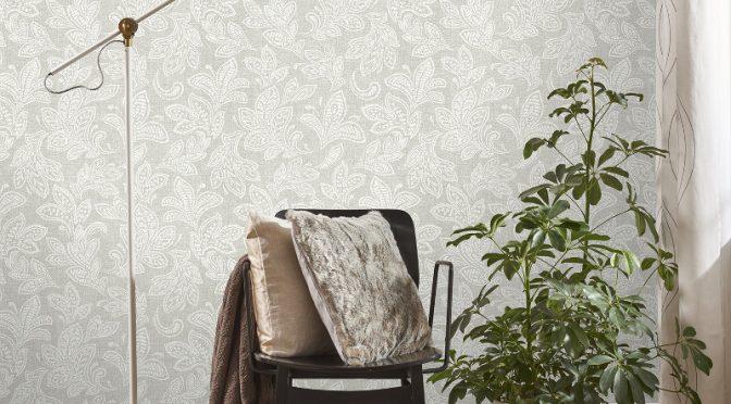 Crown Boutique Cotton Wallpaper Collection